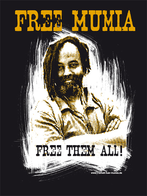 Free Mumia Free Them All 2019