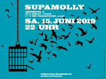 Solikonzert am 15.6.19 im Supamolly