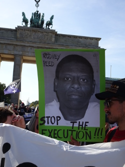 Stop the execution of Rodney Reed