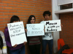 Solidarität aus Mexiko
