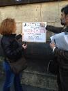 Solidarität aus Paris